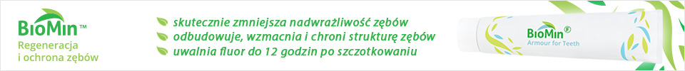 Pasta do zębów BioMin